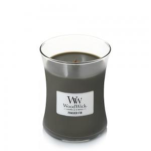 Lumanare Parfumata Borcan Mediu Frasier Fir, WoodWick®