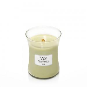 Lumanare Parfumata Borcan Mediu Fern, WoodWick®