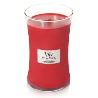 Lumanare Parfumata Borcan Mare Crimson Berries, WoodWick®