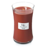 Lumanare Parfumata Borcan Mare Redwood, WoodWick®