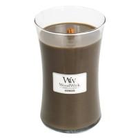 Lumanare Parfumata Borcan Mare Oudwood, WoodWick®