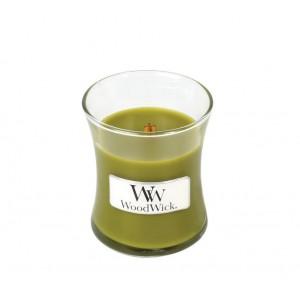Lumanare Parfumata Borcan Mic Apple Basket, WoodWick®