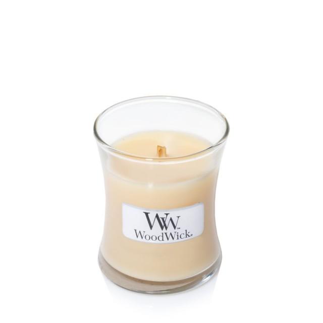 Lumanare Parfumata Borcan Mic Honeysuckle, WoodWick®