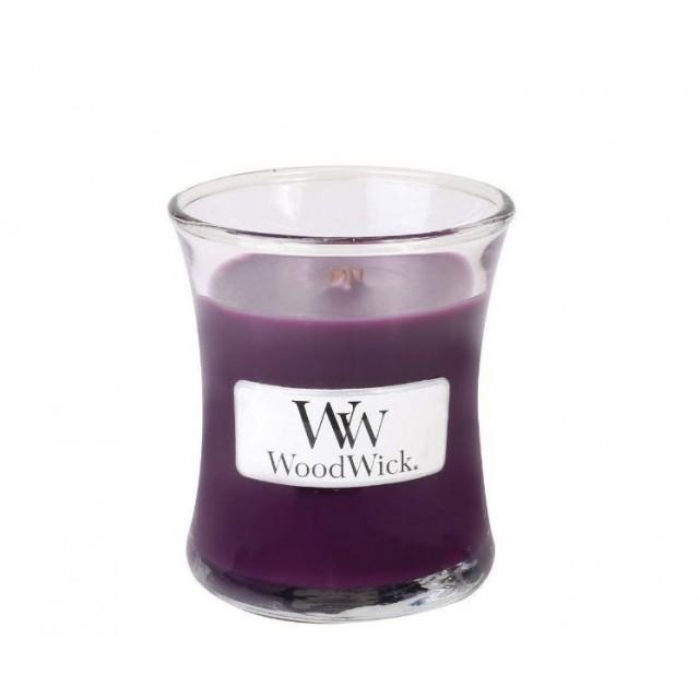 Lumanare Parfumata Borcan Mic Spiced Blackberry, WoodWick®