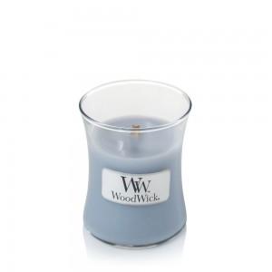 Lumanare Parfumata Borcan Mic Soft Chambray, WoodWick®
