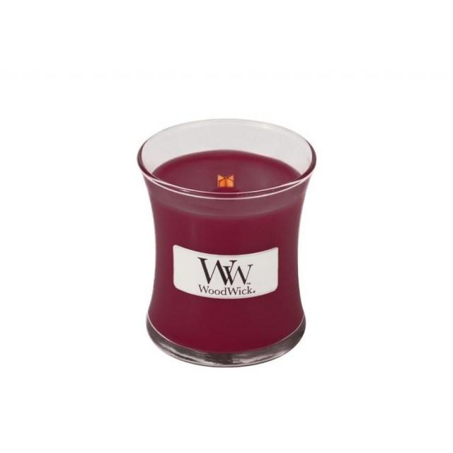 Lumanare Parfumata Borcan Mic Black Cherry, WoodWick®