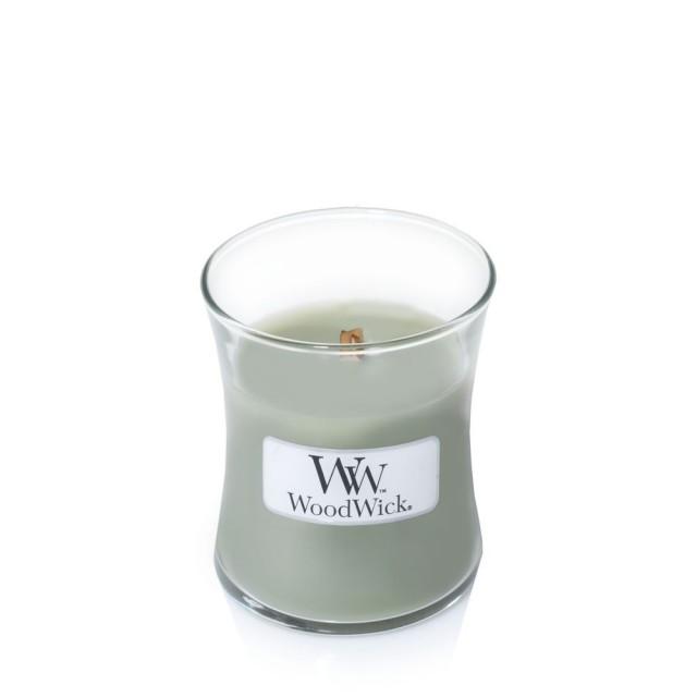 Lumanare Parfumata Borcan Mic Applewood, WoodWick®