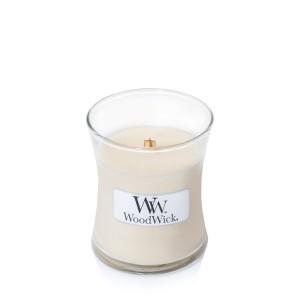 Lumanare Parfumata Borcan Mic Vanilla Bean, WoodWick®