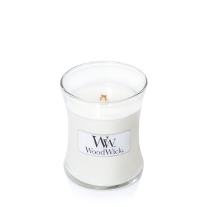 Lumanare Parfumata Borcan Mic Linen, WoodWick®
