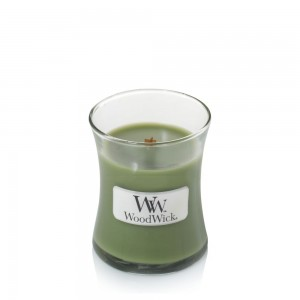 Lumanare Parfumata Borcan Mic Evergreen, WoodWick®
