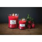 Lumanare Parfumata Borcan Mare Radish & Rhubarb, WoodWick®