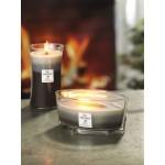 Lumanare Parfumata Borcan Mare Trilogy Warm Woods, WoodWick®