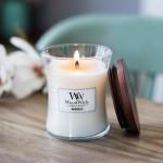 Lumanare Parfumata Borcan Mic Magnolia, WoodWick®