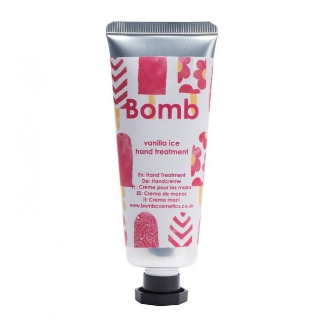 Tratament pentru maini Vanilla Ice, Bomb Cosmetics, 25ml