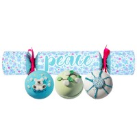 Set Cracker Peace Gift Box, Bomb Cosmetics 160g