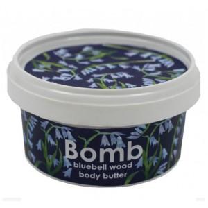 Unt pentru corp Bluebell Wood Bomb Cosmetics, 210ml