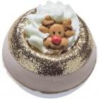 Sare de baie efervescenta Christmas Deer Me, Bomb Cosmetics 160g
