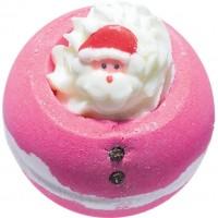 Sare de baie efervescenta Christmas Father Blissmas, Bomb Cosmetics 160g
