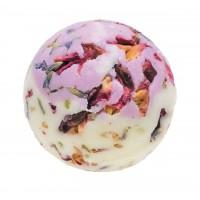 Sare de baie hidratanta Creamer Flower Power, Bomb Cosmetics 30g