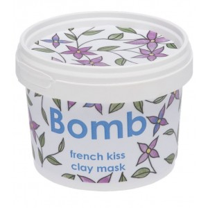 Masca de fata Vegana French Kiss Bomb Cosmetics, 110ml
