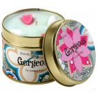 Lumanare parfumata Gorgeous, Bomb Cosmetics