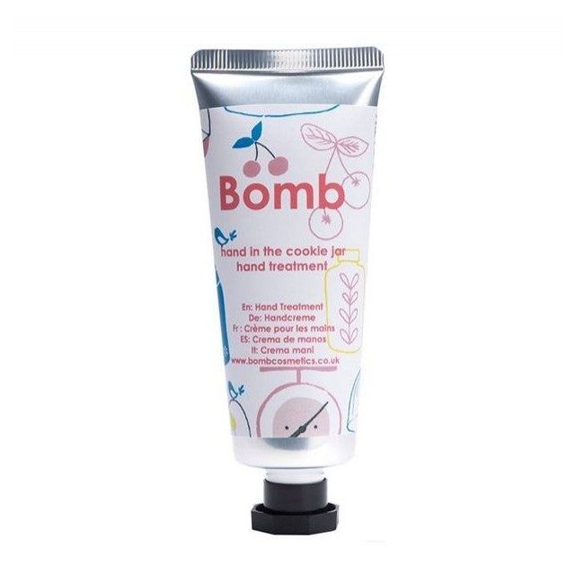 Tratament pentru maini Hand in the Cookie Jar, Bomb Cosmetics, 25ml
