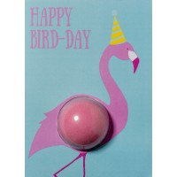 Blaster Card Happy Bird-Day, Bomb Cosmetics