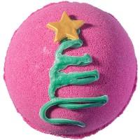 Sare de baie efervescenta Christmas Merry & Bright, Bomb Cosmetics 160g