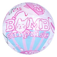 Sare de baie efervescenta The Pet Set - Bomb Surprise, Bomb Cosmetics 350g