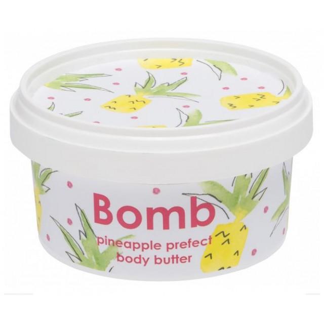 Unt pentru corp Pineapple Perfect Bomb Cosmetics, 210ml