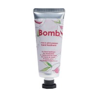 Tratament pentru maini Rose & Pink Pepper Bomb Cosmetics, 25ml