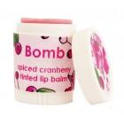 Balsam de buze Spiced Cranberry 4.5g, Bomb Cosmetics