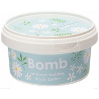 Unt pentru corp Summer Holiday Bomb Cosmetics, 160ml