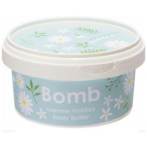 Unt pentru corp Summer Holiday Bomb Cosmetics, 160ml