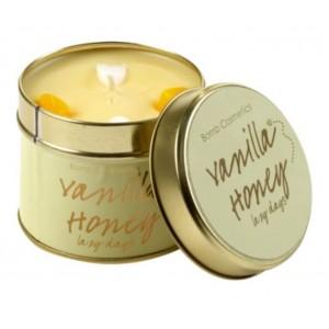 Lumanare parfumata Vanilla Honey, Bomb Cosmetics