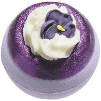 Sare de baie efervescenta V for Violet, Bomb Cosmetics 160g