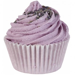 Sare de baie hidratanta Brulee Lazy Lavender, Bomb Cosmetics 160g