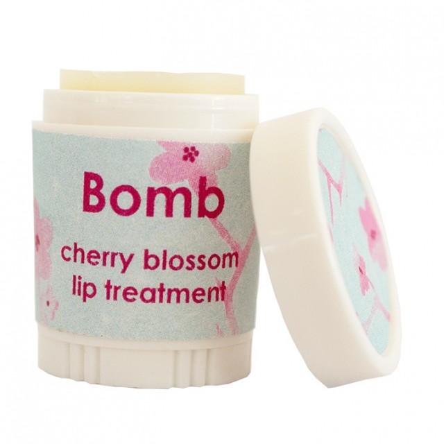Balsam de buze vegan Cherry Blossom, Bomb Cosmetics 4.5g