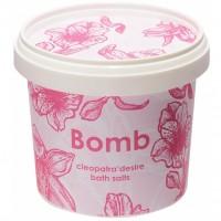 Sare de baie Cleopatra's Desire Bomb Cosmetics, 260gr.