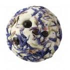 Sare de baie hidratanta Creamer Cornflower & Juniper, Bomb Cosmetics 30g