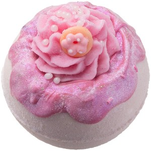 Sare de baie efervescenta Glazy for You, Bomb Cosmetics 160g