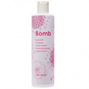 """Spumant de baie 300ml """"Pink Amour"""", Bomb Cosmetics"""