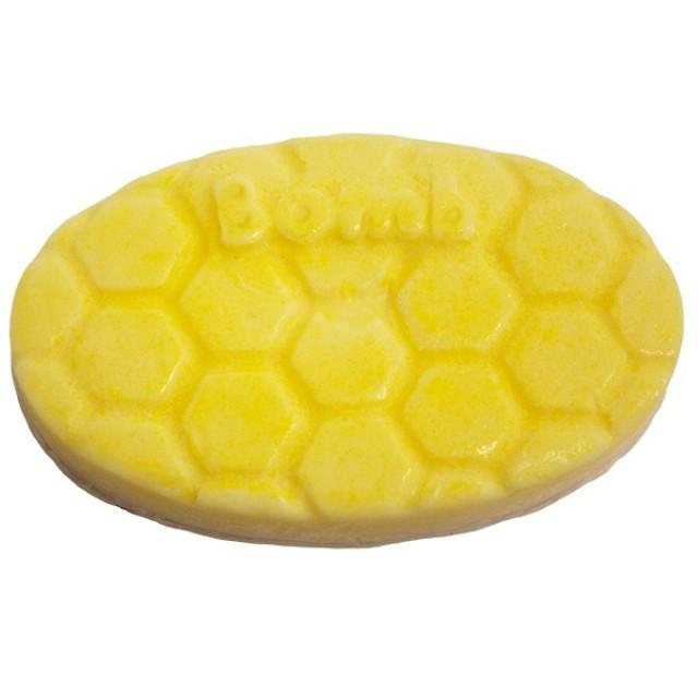 Ulei solid pentru masaj Summer Honey, Bomb Cosmetics, 65g