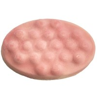 Ulei solid pentru masaj Velvet Strawberry, Bomb Cosmetics 75g