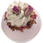Sare de baie efervescenta Wild Rose, Bomb Cosmetics 160g
