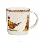 "Cana Alex Clark Wildlife ""Dream Mug"" 325ml, Churchill"