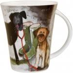 "Cana Alex Clark ""Assorted Dogs 1"" 370ml, Churchill"