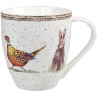 "Cana Alex Clark Wildlife ""Crush Mug"", 500ml, Churchill"