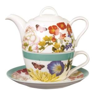 Tea for One Butterflies in Bloom, Churchill