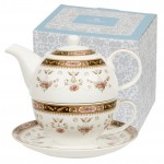 "Ceainic Tea for One Classic Queens ""Olde England"" 340ml, Churchill"